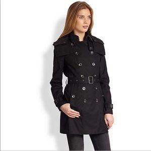 Authentic Burberry Black Reymoore Jacket